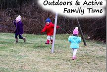 Kid Stuff: Outdoor Activities