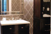 Bathroom renovation / by Meredith Davis Aossey