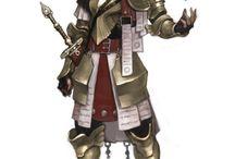 [Battlemage] D&D Character