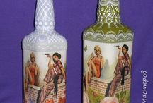 darčekové fľaše