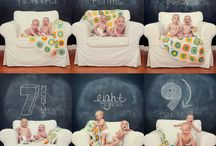 baby ideas / by Jeni Maly