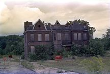 Abandoned In Virginia / by ღ Sharon Collins ღ