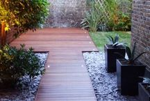 Decking / An array of decking designs