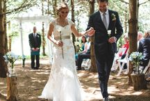 Estate Wedding - in the woods / Estate wedding in the woods - wonderfully romantic. Cosmopolitan country. Pine Forest Chapel