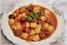 kofteli-etli- yemekler-meals