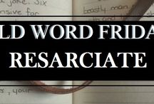 Old Words / old words // old word description // old word pronounced // word meanings // fun old words // interesting old words // old word ideas // writers resource // writing resource // word board // old word board // old word list