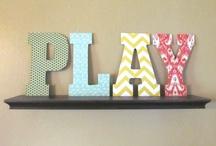 Playhouse Ideas / by Marisa Cline