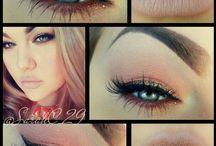 Makeup / by Airika Blackburn