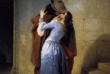 KB#2-2014: De Liefde / De kunstwerken uit de tijdlijn én de kunstwerken die niet door de selectie zijn gekomen.