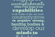 Pilates / Pilates Inspiration