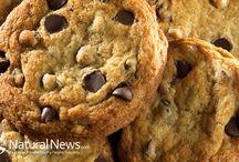 Gluten Free, Dairy Free, Refined Sugar Free Desserts