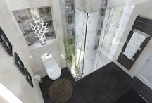 Bathroom Design - Valentina Badeanu