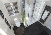 Bathroom Design - Valentina Badeanu