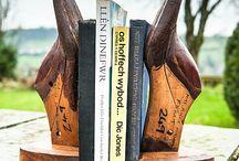 καλαποδι βιβλιοστατης