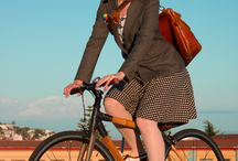 Bike / Fashionable Apparel for the Bike / by DDCC