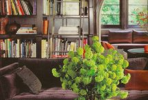 The Literary Home / Inspiring home decor for those with an abundance of books (like us!)