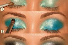 maquillaje artístico simples