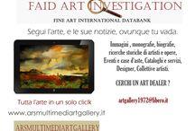 ARSMULTIMEDIARTGALLERY / ARTE E DATA BASE