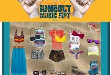 Hangout / Hangout Music Festival  / by Ria Wicker