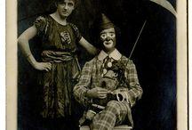 circus/clowns
