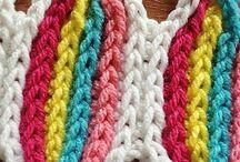 Uncietto&lavori a maglia
