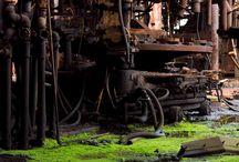 friches industrielles