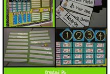 MATH - Math Displays / by Clutter-Free Classroom