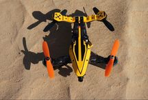 FPV Racing Quadcopters