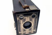 vintage cameras / by Liz C