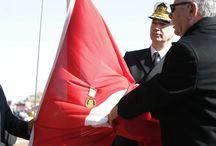 18 Mart Şehitleri Anma Günü ve Çanakkale Deniz Zaferi 100. Yıl Töreni / 18 Mart Şehitleri Anma Günü ve Çanakkale Deniz Zaferi'nin 100.yılı törenine katıldık.