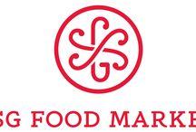Logos, marks, brand identities