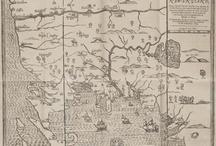 Maps / by Kingsley Harris
