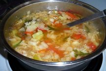 soups and stews / by Lauren Shurling