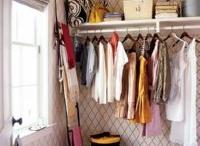 Closets & Jewelry Displays / by Jessi Maynard