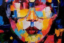 Women paintings