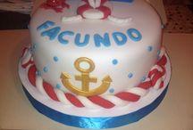 Tortas fantasía amanda / Pastelería