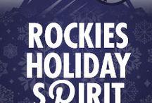 Rockies Holiday Spirit