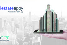 RealEstateAppy - Real Estate Mobile App / A Real-Time Mobile App for Real-Estate Developers.