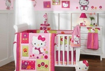 Baby girl rooms for a friend