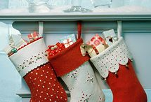 * CHRISTMAS Stockings *