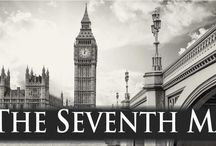 Book Launch for The Seventh Man