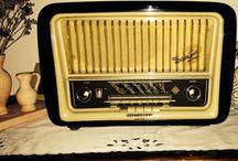 Old Granny Radio / TELEFUNKEN Domino Luxe back in '57