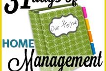 Home Management - Háztartási rendszerező