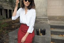 The Random Noise #Outfits / Looks by Kiki Albrecht