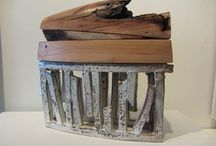 Sculptural Ceramics #5 / by Paula Cooley