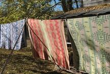 Farmgirl Fare Laundry Line / by Farmgirl Fare