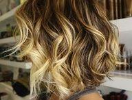 saç~ hair
