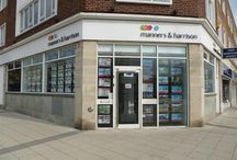 Manners and Harrison Estate Agents / All the Manners and Harrison branches listed.