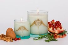 Tbilisi / Tbilisi Pomegranate, Tarragon & Walnut - 100% soy wax scented candle hand poured in London