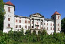 Kluczowa - Pałac